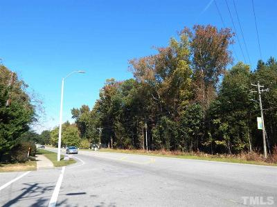 Wake County Residential Lots & Land For Sale: North Main Street