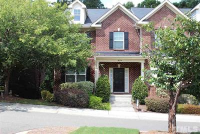 Townhouse For Sale: 2025 Weston Green Loop