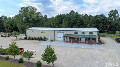 Johnston County Commercial Contingent: 1200 Short Journey Road