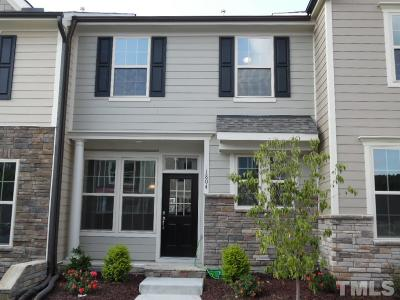 Wendell Townhouse Pending: 1804 Shady Oaks Drive