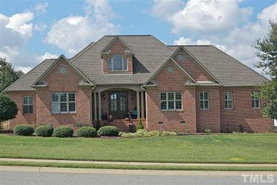 Mebane Single Family Home Contingent: 300 Wentworth Circle