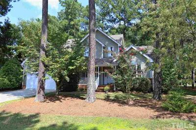 Chapel Hill Single Family Home For Sale: 85402 Dudley