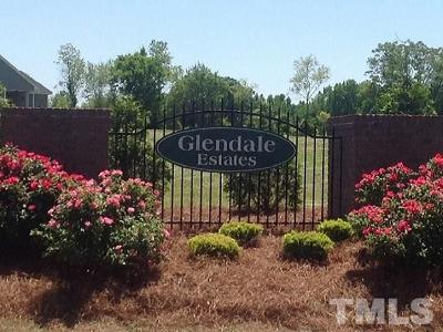 Lee County Residential Lots & Land For Sale: Glendale Circle