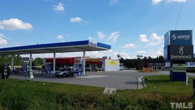 Johnston County Commercial For Sale: 25 J R Road