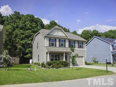 Youngsville Single Family Home For Sale: 155 Ambergate Drive
