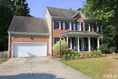Single Family Home For Sale: 314 Creek Park Drive