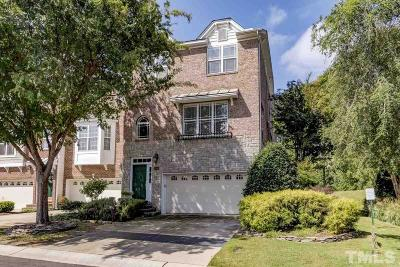 Wakefield Townhouse For Sale: 2907 Imperial Oaks Drive
