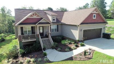 Smithfield Single Family Home For Sale: 36 Lawson Court