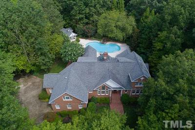 Chapel Hill Single Family Home For Sale: 7101 Crescent Ridge Drive