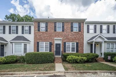 Townhouse Contingent: 5402 Picket Fence Lane