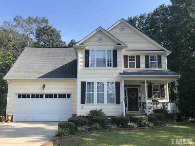Harnett County Single Family Home For Sale: 335 Ruth Circle