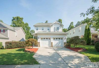 Holly Springs Single Family Home Contingent: 208 Steedmont Drive