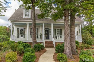 Cary Single Family Home For Sale: 101 Monument View Lane