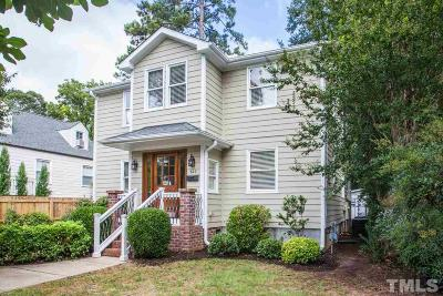 Wake County Single Family Home For Sale: 627 New Road