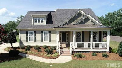 Wake County Single Family Home For Sale: 2104 Pagan Road