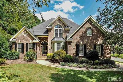 Holly Springs Single Family Home For Sale: 4309 Bibleway Court