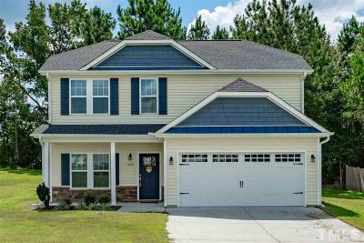 Wendell Single Family Home For Sale: 1004 Fieldmere Place