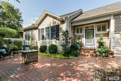 Pittsboro Single Family Home Contingent: 1385 Bradford Place