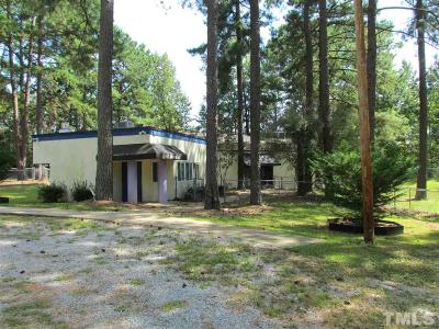 Johnston County Commercial For Sale: 437 S Moore Street