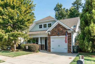 Single Family Home Contingent: 3838 Cumberland Pond Road