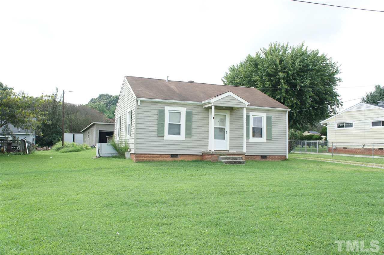 2 Bed 1 Bath Home In Haw River For 50 000