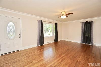 Single Family Home Pending: 825 Eastway Drive