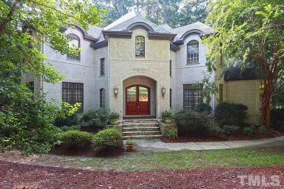 Wake Forest Single Family Home For Sale: 7701 Benthill Court