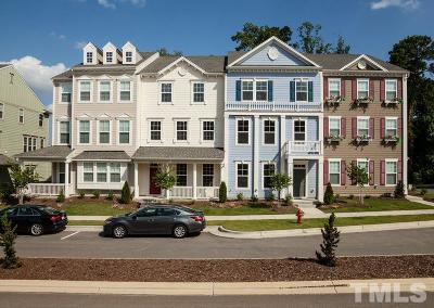 Apex Townhouse For Sale: 595 Grand Central Station #99