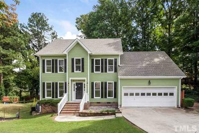 Cary Single Family Home For Sale: 102 Whisper Creek Court