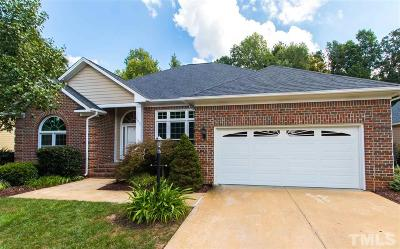Single Family Home Contingent: 203 Modena Drive
