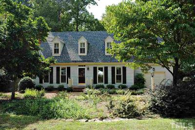 Single Family Home Contingent: 102 Kings Fork Road