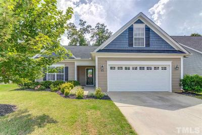 Fuquay Varina Single Family Home For Sale: 816 Lone Pine Loop