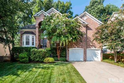 Wakefield Single Family Home Contingent: 12450 Pawleys Mill Circle