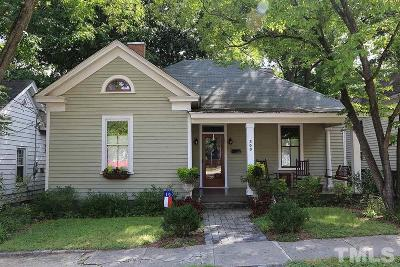 Single Family Home Contingent: 308 Linden Avenue