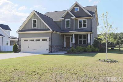 Wendell Single Family Home For Sale: 145 Prestwood Lane