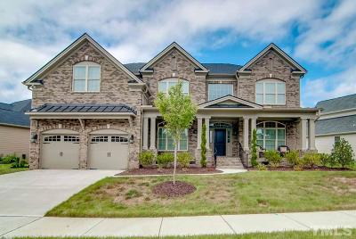 Durham Single Family Home Contingent: 411 Swift Creek Crossing