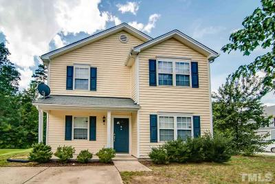 Durham County Single Family Home For Sale: 2 Flatford Court
