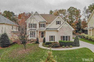 Wake Forest Single Family Home For Sale: 625 Walters Drive