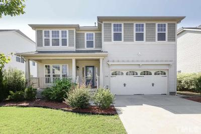 Morrisville Single Family Home For Sale: 1501 Everette Fields Road