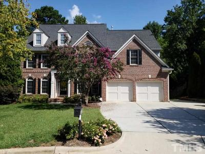 Cary Single Family Home For Sale: 308 Morganford Place