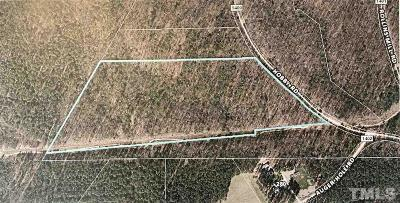 Holly Springs Residential Lots & Land For Sale: Hobby Road