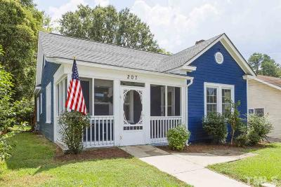 Lee County Single Family Home For Sale: 207 Bracken Street