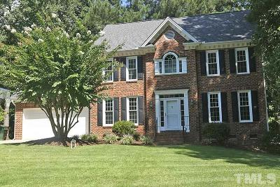 Cary Single Family Home Pending: 103 Bergeron Way