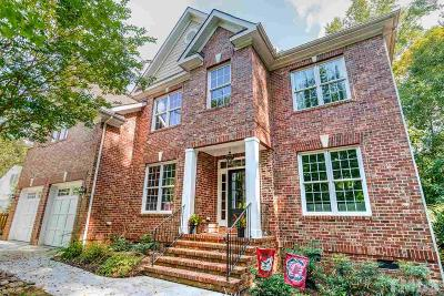 Holly Springs Single Family Home For Sale: 256 Norwalk Street