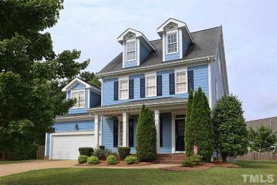 Fuquay Varina Single Family Home For Sale: 1243 Azalea Springs Court