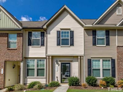 Wake Forest Townhouse Contingent: 4435 Middletown Drive