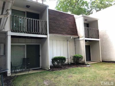 Raleigh Condo Contingent: 7022 Longstreet Drive #B