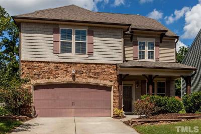 Knightdale Single Family Home For Sale: 1114 Sunday Silence Drive