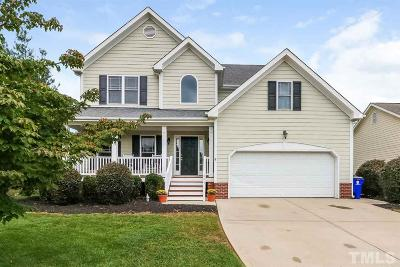 Pittsboro Single Family Home For Sale: 494 May Farm Road