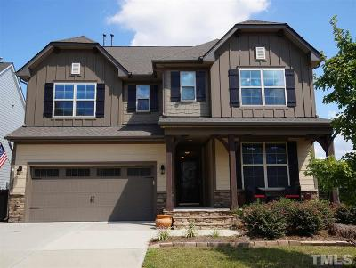 Apex NC Single Family Home Contingent: $509,900